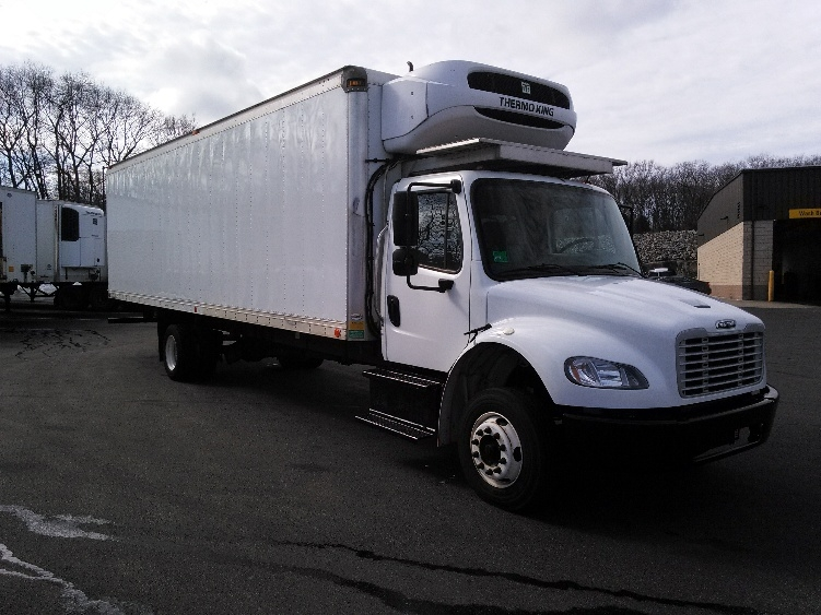 Reefer Truck-Light and Medium Duty Trucks-Freightliner-2014-M2-CRANSTON-RI-105,654 miles-$58,500