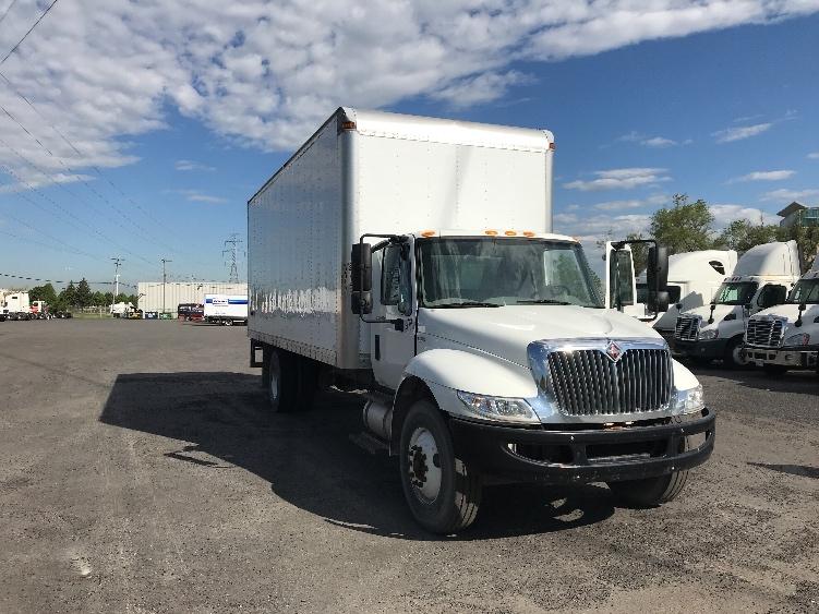 Medium Duty Box Truck-Light and Medium Duty Trucks-International-2014-4300-BOUCHERVILLE-PQ-54,818 km-$46,750