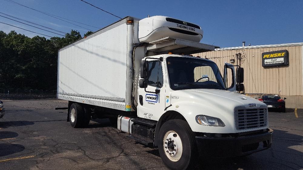 Reefer Truck-Light and Medium Duty Trucks-Freightliner-2013-M2-FRAMINGHAM-MA-241,172 miles-$28,750