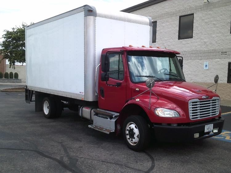 Medium Duty Box Truck-Light and Medium Duty Trucks-Freightliner-2013-M2-MEMPHIS-TN-279,898 miles-$25,750