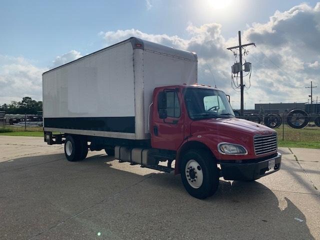 Medium Duty Box Truck-Light and Medium Duty Trucks-Freightliner-2013-M2-HAMMOND-LA-116,611 miles-$47,000