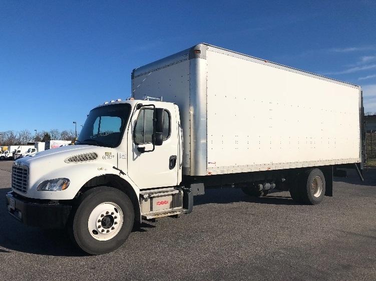 Used Medium Duty Box Trucks For Sale In Va Penske Used