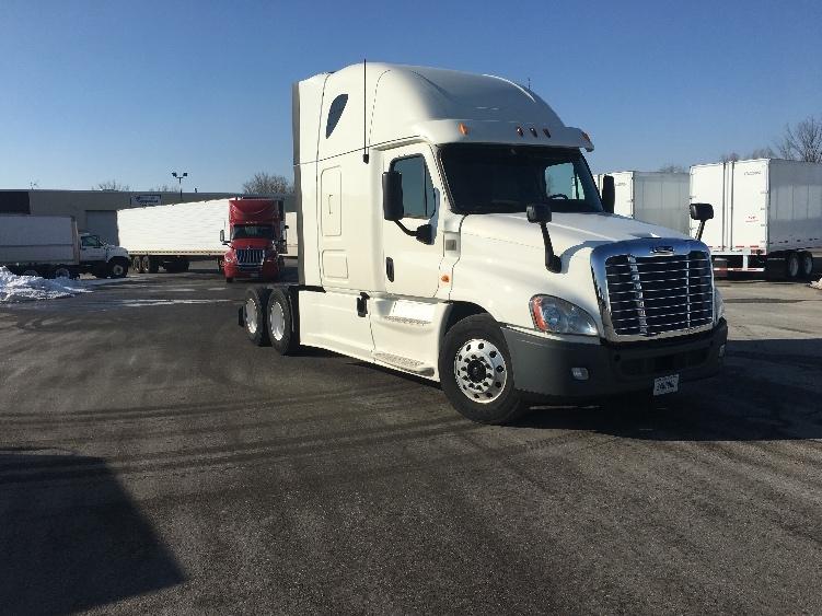 Sleeper Tractor-Heavy Duty Tractors-Freightliner-2013-Cascadia 12564ST-FLINT-MI-541,810 miles-$44,000