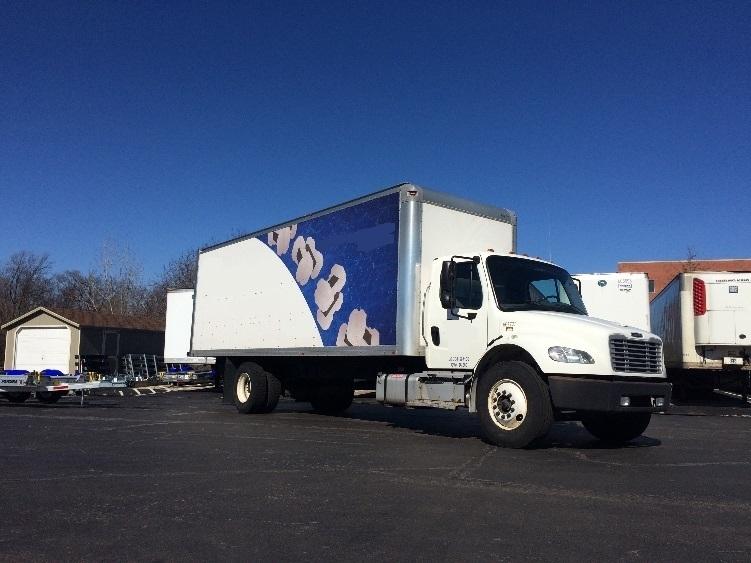 Medium Duty Box Truck-Light and Medium Duty Trucks-Freightliner-2013-M2-KING OF PRUSSIA-PA-134,137 miles-$37,250