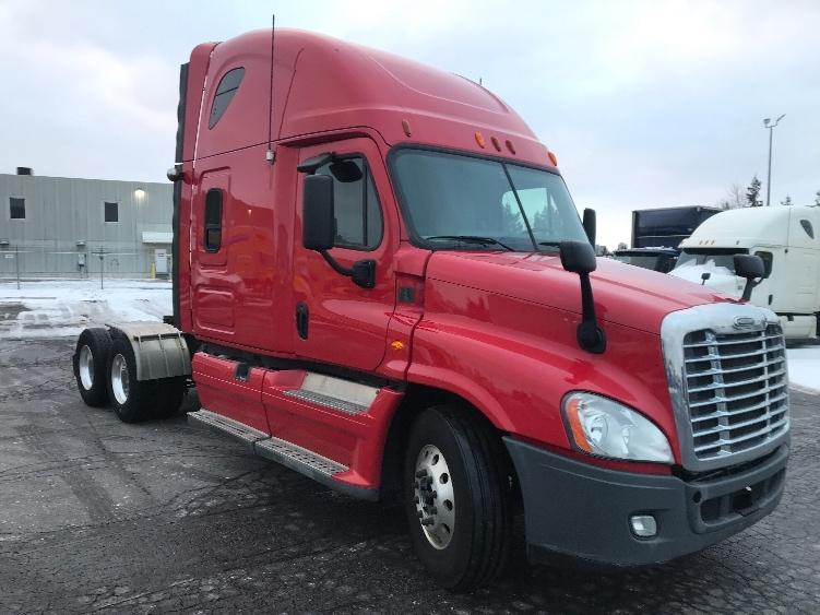 Sleeper Tractor-Heavy Duty Tractors-Freightliner-2013-Cascadia 12564ST-BRAMPTON-ON-600,445 km-$53,500