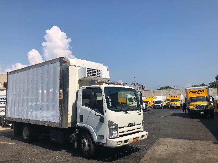 Reefer Truck-Light and Medium Duty Trucks-Isuzu-2013-NQR-WEST BABYLON-NY-128,938 miles-$28,000