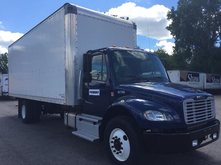 Medium Duty Box Truck-Light and Medium Duty Trucks-Freightliner-2013-M2-ERLANGER-KY-130,000 miles-$31,500