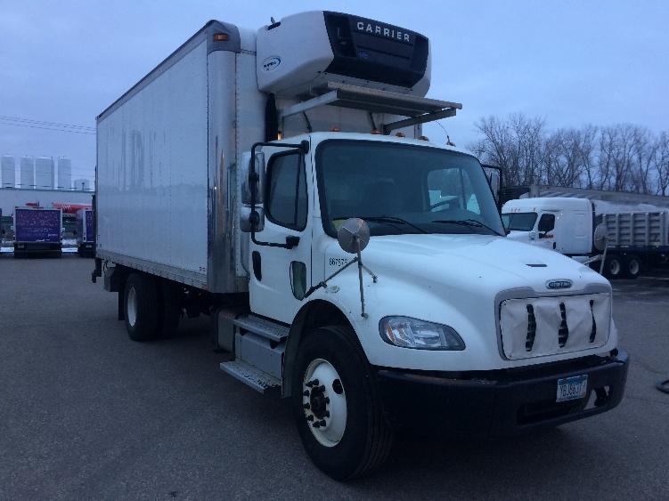 Reefer Truck-Light and Medium Duty Trucks-Freightliner-2013-M2-ROSEVILLE-MN-92,079 miles-$57,750
