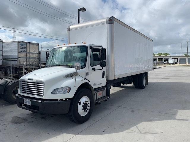 Medium Duty Box Truck-Light and Medium Duty Trucks-Freightliner-2013-M2-HAMMOND-LA-286,024 miles-$23,250