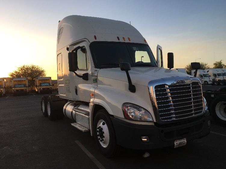 Sleeper Tractor-Heavy Duty Tractors-Freightliner-2013-Cascadia 12564ST-PHOENIX-AZ-357,619 miles-$48,500