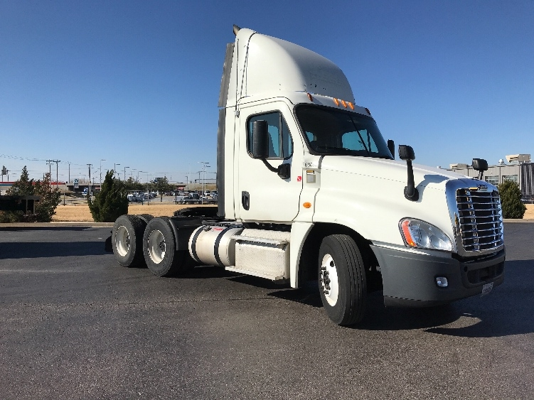 Day Cab Tractor-Heavy Duty Tractors-Freightliner-2013-Cascadia 12564ST-OKLAHOMA CITY-OK-573,390 miles-$35,500