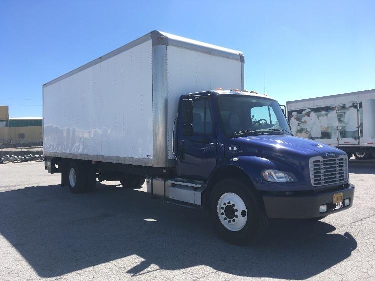 Medium Duty Box Truck-Light and Medium Duty Trucks-Freightliner-2013-M2-LOWELL-AR-266,940 miles-$29,500