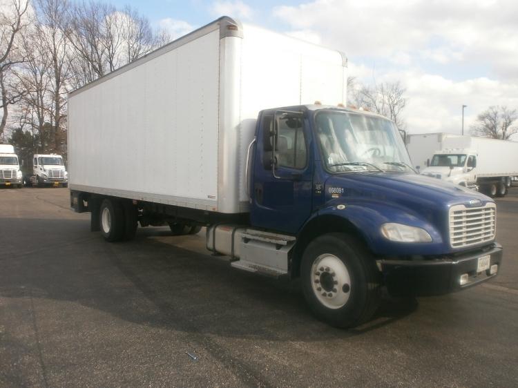 Medium Duty Box Truck-Light and Medium Duty Trucks-Freightliner-2013-M2-MEMPHIS-TN-409,403 miles-$31,000