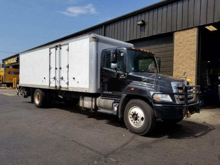 Medium Duty Box Truck-Light and Medium Duty Trucks-Hino-2013-268-NORTH BERGEN-NJ-102,555 miles-$39,250