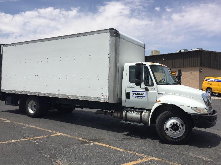 Medium Duty Box Truck-Light and Medium Duty Trucks-International-2013-4300-EL PASO-TX-131,277 miles-$40,750