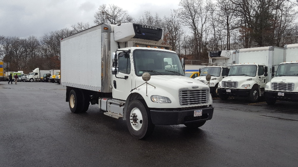 Reefer Truck-Light and Medium Duty Trucks-Freightliner-2013-M2-LAWRENCE-MA-167,579 miles-$30,500