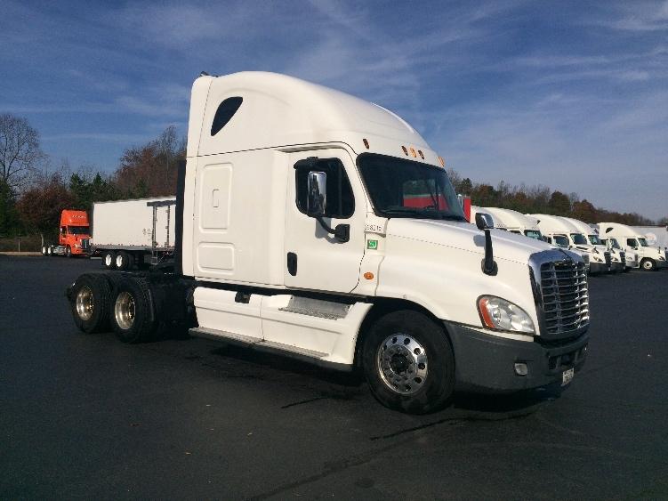 Sleeper Tractor-Heavy Duty Tractors-Freightliner-2014-Cascadia 12564ST-WINSTON SALEM-NC-496,175 miles-$54,500