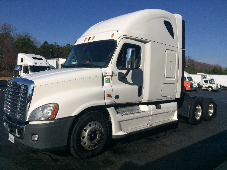 Sleeper Tractor-Heavy Duty Tractors-Freightliner-2014-Cascadia 12564ST-WINSTON SALEM-NC-503,902 miles-$56,750