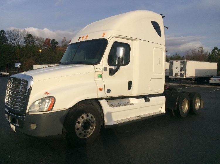 Sleeper Tractor-Heavy Duty Tractors-Freightliner-2014-Cascadia 12564ST-WINSTON SALEM-NC-525,282 miles-$55,750