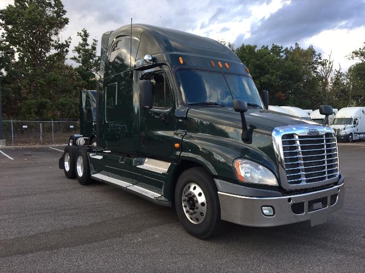 Sleeper Tractor-Heavy Duty Tractors-Freightliner-2013-Cascadia 12564ST-OAKWOOD VILLAGE-OH-605,100 miles-$38,750
