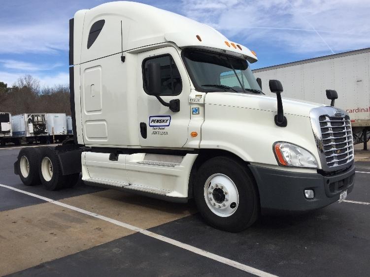 Sleeper Tractor-Heavy Duty Tractors-Freightliner-2013-Cascadia 12564ST-MEMPHIS-TN-527,449 miles-$48,750