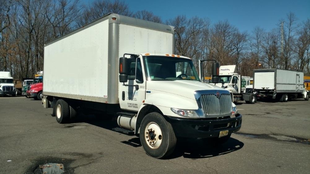 Medium Duty Box Truck-Light and Medium Duty Trucks-International-2014-4300-EDISON-NJ-118,641 miles-$27,500