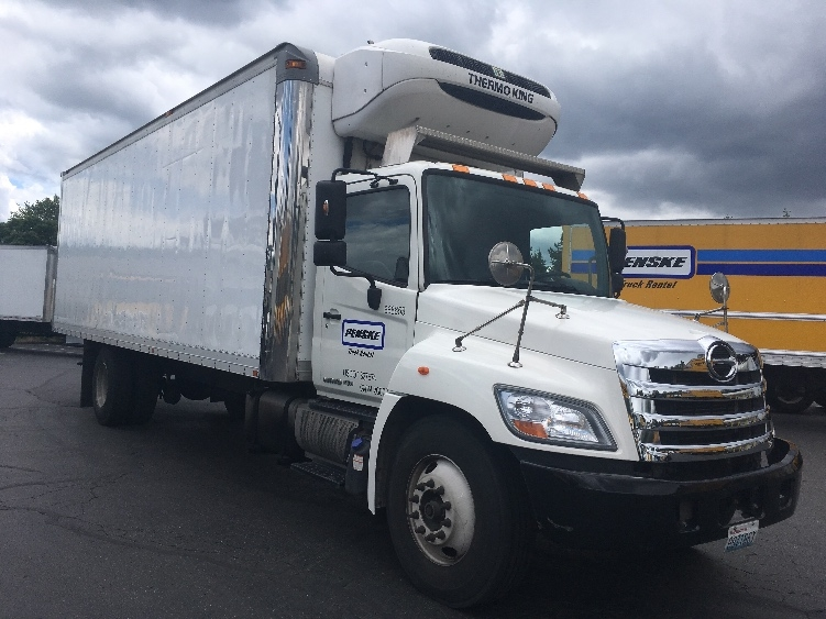 Reefer Truck-Light and Medium Duty Trucks-Hino-2013-268-KENT-WA-180,273 miles-$40,000