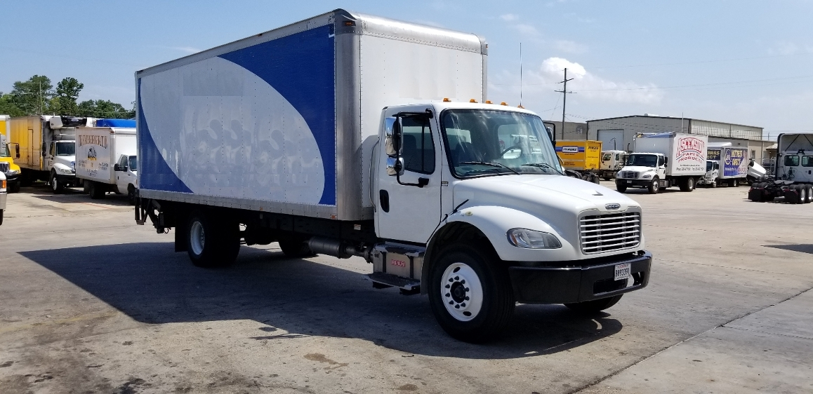 Medium Duty Box Truck-Light and Medium Duty Trucks-Freightliner-2013-M2-HAMMOND-LA-106,440 miles-$47,750