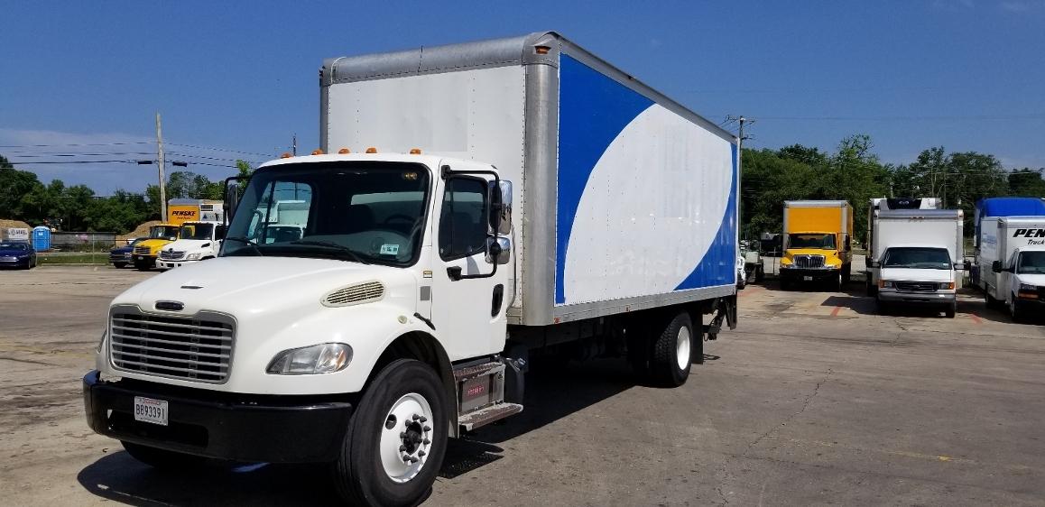 Medium Duty Box Truck-Light and Medium Duty Trucks-Freightliner-2013-M2-HAMMOND-LA-122,004 miles-$46,750