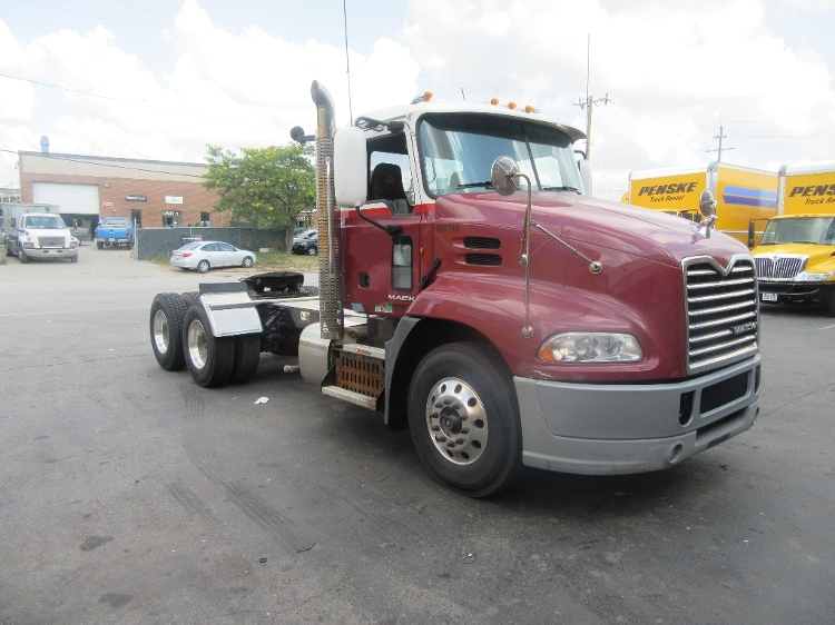 Day Cab Tractor-Heavy Duty Tractors-Mack-2013-CXU613-MISSISSAUGA-ON-399,450 km-$62,250