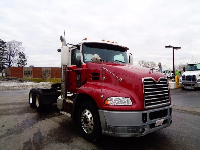 Day Cab Tractor-Heavy Duty Tractors-Mack-2013-CXU613-LONDON-ON-900,117 km-$48,500