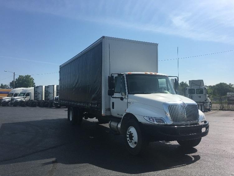 Medium Duty Box Truck-Light and Medium Duty Trucks-International-2013-4300-ELKHART-IN-78,336 miles-$34,750