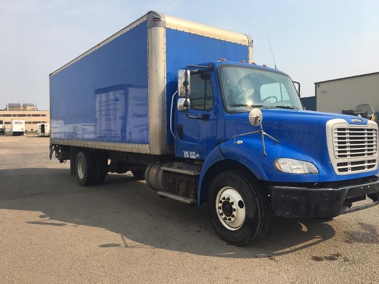 Medium Duty Box Truck-Heavy Duty Tractors-Freightliner-2014-M211242S-EDMONTON-AB-466,405 km-$53,250