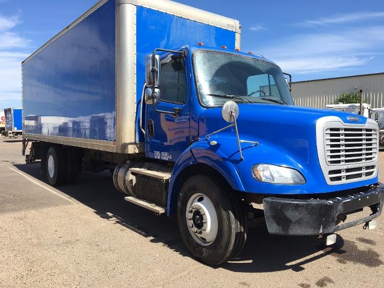 Medium Duty Box Truck-Heavy Duty Tractors-Freightliner-2014-M211242S-EDMONTON-AB-441,063 km-$54,500