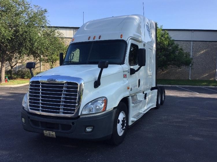 Sleeper Tractor-Heavy Duty Tractors-Freightliner-2014-Cascadia 12564ST-TAMPA-FL-556,192 miles-$55,000