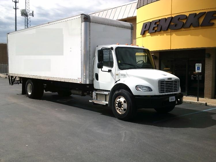 Medium Duty Box Truck-Light and Medium Duty Trucks-Freightliner-2014-M2-MEMPHIS-TN-443,200 miles-$25,250