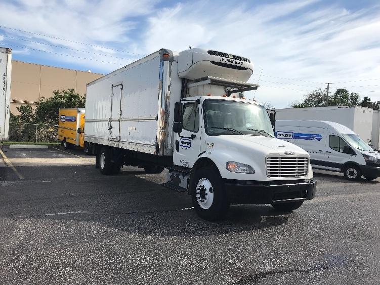 Reefer Truck-Light and Medium Duty Trucks-Freightliner-2014-M2-ORLANDO-FL-146,492 miles-$56,500