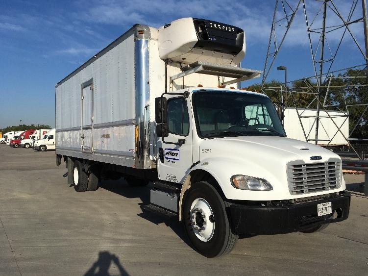Reefer Truck-Light and Medium Duty Trucks-Freightliner-2014-M2-DALLAS-TX-226,465 miles-$43,000