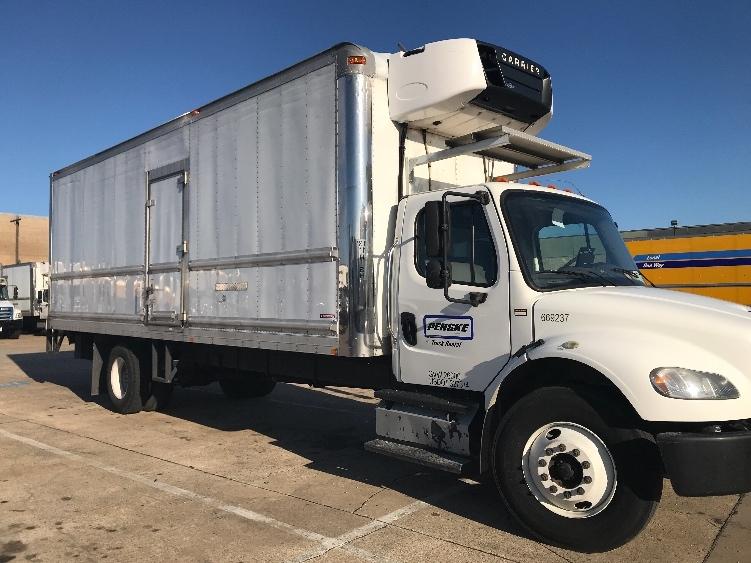 Reefer Truck-Light and Medium Duty Trucks-Freightliner-2014-M2-GARLAND-TX-237,105 miles-$41,500