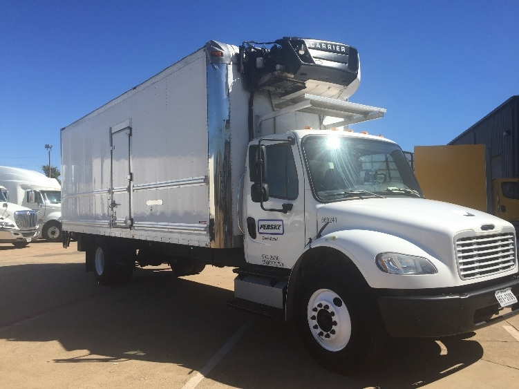 Reefer Truck-Light and Medium Duty Trucks-Freightliner-2014-M2-GRAND PRAIRIE-TX-170,555 miles-$51,750