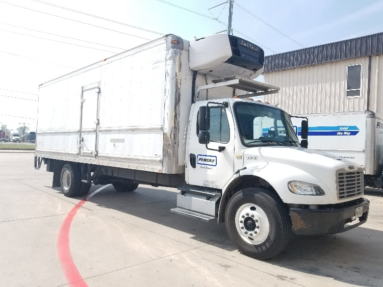 Reefer Truck-Light and Medium Duty Trucks-Freightliner-2014-M2-DALLAS-TX-178,206 miles-$51,250
