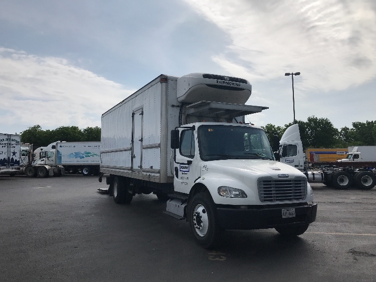 Reefer Truck-Light and Medium Duty Trucks-Freightliner-2014-M2-AUSTIN-TX-184,076 miles-$49,000