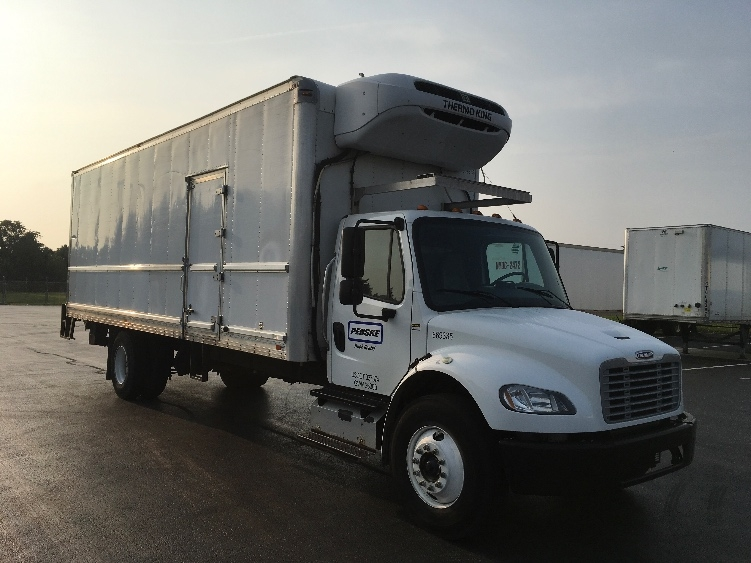 Reefer Truck-Light and Medium Duty Trucks-Freightliner-2014-M2-ALLENTOWN-PA-198,770 miles-$39,000