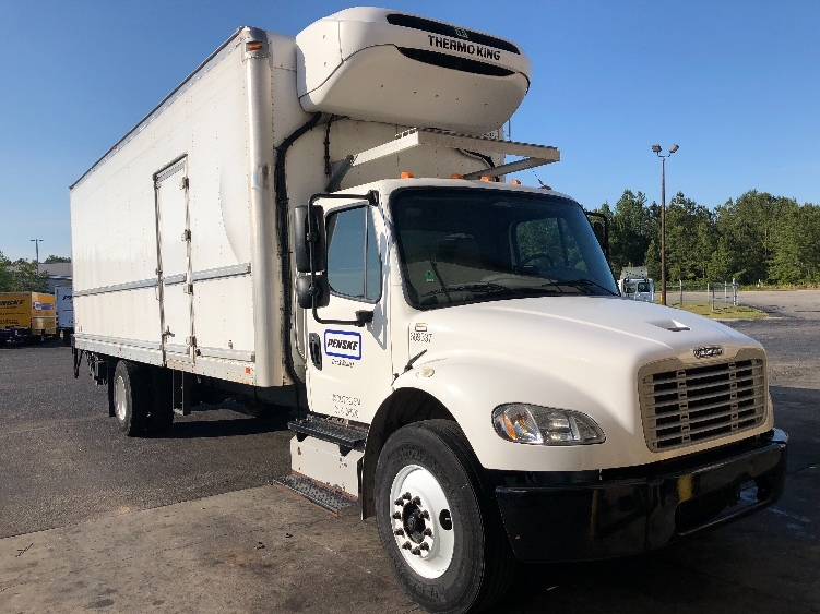 Reefer Truck-Light and Medium Duty Trucks-Freightliner-2014-M2-CHARLOTTE-NC-236,801 miles-$39,500