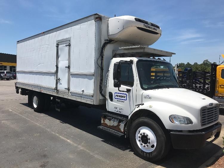 Reefer Truck-Light and Medium Duty Trucks-Freightliner-2014-M2-CHESTER-VA-257,789 miles-$37,000