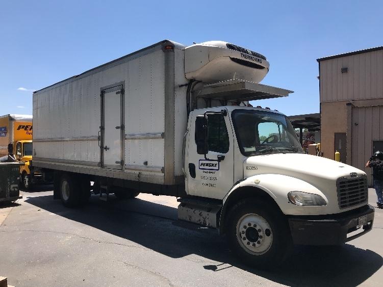 Reefer Truck-Light and Medium Duty Trucks-Freightliner-2014-M2-FORT WORTH-TX-144,999 miles-$52,250