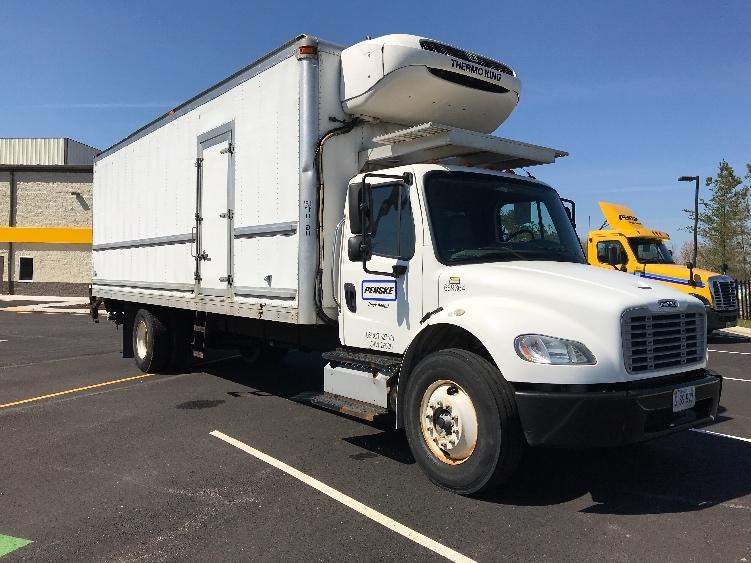 Reefer Truck-Light and Medium Duty Trucks-Freightliner-2014-M2-ASHLAND-VA-187,410 miles-$43,000
