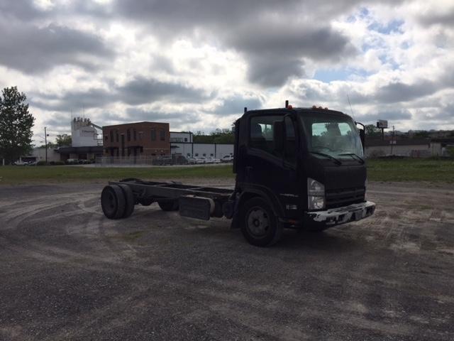 Cab and Chassis Truck-Light and Medium Duty Trucks-Isuzu-2013-NQR-BIRMINGHAM-AL-115,788 miles-$29,000