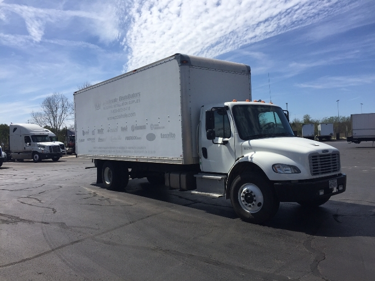 Medium Duty Box Truck-Light and Medium Duty Trucks-Freightliner-2014-M2-AUSTIN-TX-96,919 miles-$42,750