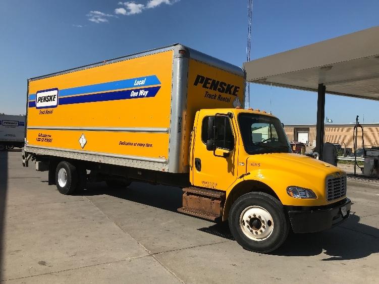 Medium Duty Box Truck-Light and Medium Duty Trucks-Freightliner-2014-M2-OMAHA-NE-147,398 miles-$46,250